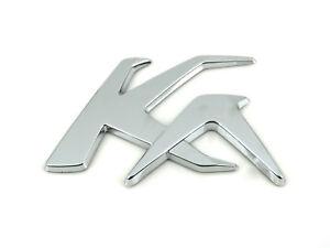 Genuine NEW FORD KA rear badge emblème pour 2009-2016 TDCI Sport Street 1.2 Hatch