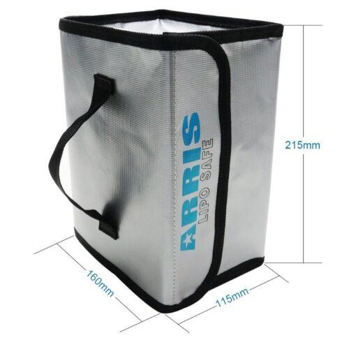LiPo Guard LiPo Save Bag Transport Schutztasche Battery Safety Bag 215x160x115mm