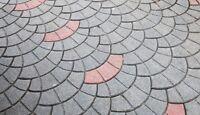Paving Concrete Mold Paver Stones Molds. Concrete Form Ps 24107