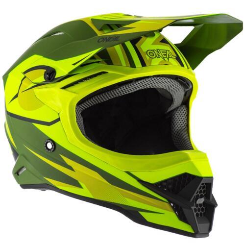 O /'Neal 3 Series riff 2.0 moto cross casco MX DH FR FUORISTRADA QUAD TERRENO FULLFACE