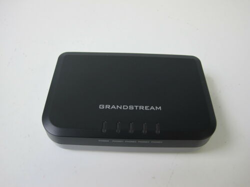 Grandstream HT704 4 FXS Compact Analog Telephone Adapter VoIP Gateway