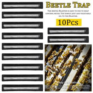 5 Black Small Bee Hive Beetle Blaster BeeHive Trap Beekeeping Equipment Tool LS