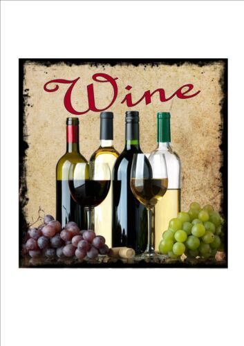 Wine Lovers Sign Style Vintage Wine sign bar bistrot pub Sign Wall Plaque