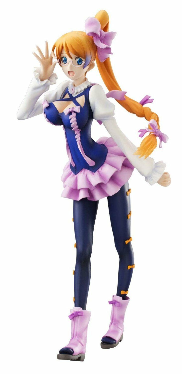 Aquarion Evol: Mix EX Model 1/8 PVC Figure MEGAHOUSE