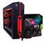 Pc-gaming-extreme-i7-8700k-Rtx-2080ti-11GB-Ram-32GB-Ssd-250Gb-M-2-Hdd-2Tb-Gaming miniatura 1