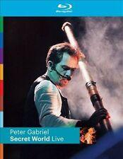 Peter Gabriel: Secret World - Live [Blu-ray], New DVDs