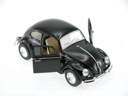 Kinsmart 1967 Volkswagen Classical Beetle 1:32 Die Cast Metal Collectable Black
