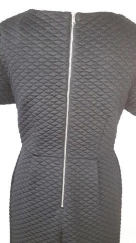 Gina Point Jersey Taille Noire Diamant Robe En Bacconi 230 De De Rr Uk12 TwUrTqOx