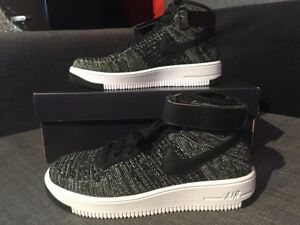 sports shoes 5cc9b 5084a Image is loading Nike-Air-Force-1-AF1-Ultra-Flyknit-Mid-