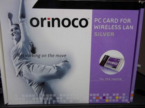 Orinoco 848441481 PC card T2 Ext HIT2R1 Proxim World WEP Kit Silver   FREE SHIP