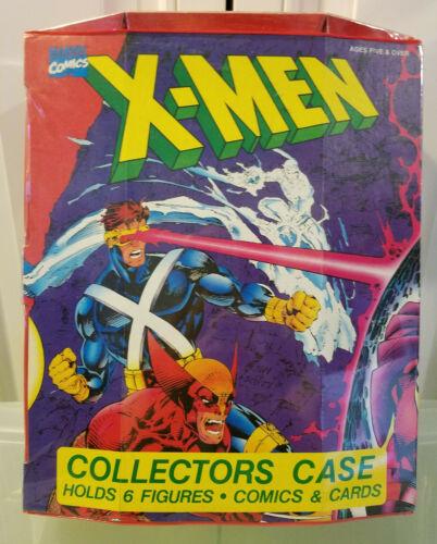Marvel, 1992 X-MEN action figure Collectors Carry Case GS