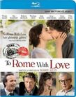 to Rome With Love 0043396413573 Blu-ray Region 1