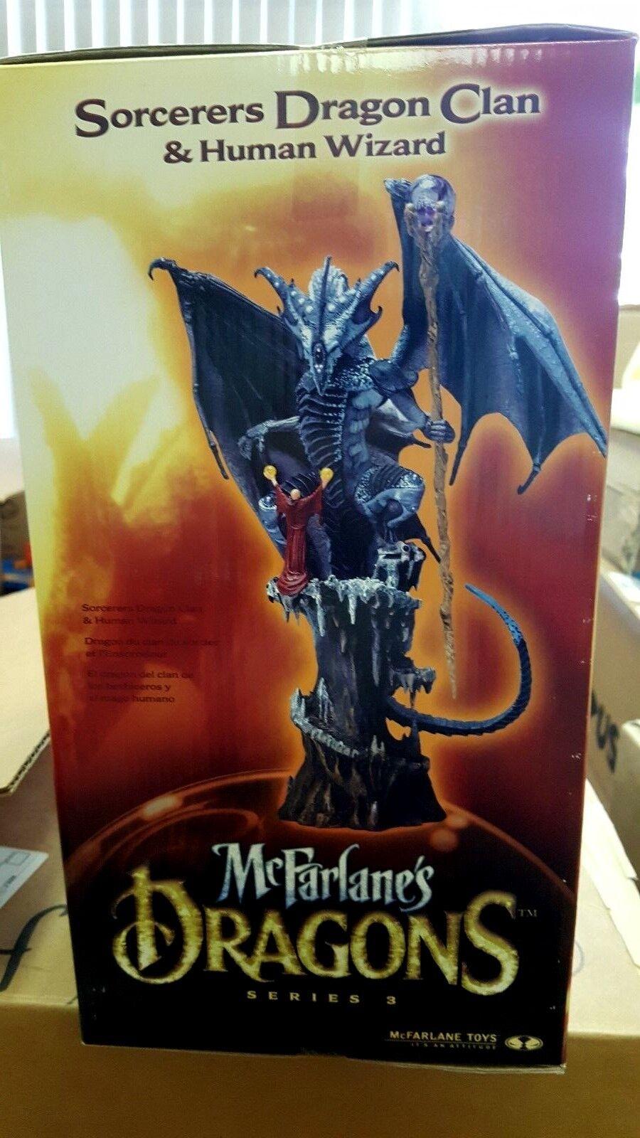 Dragons by McFarlane - Set of 6