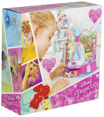 Disney Princess Make your Own Sparkle Globe Maker Gift Girls Kids Creative Toy