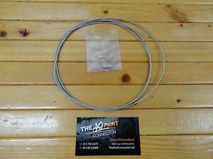 """UNIVERSAL HOOD SUPPORT CABLE KIT 72 """" FITS MOST MODELS"""