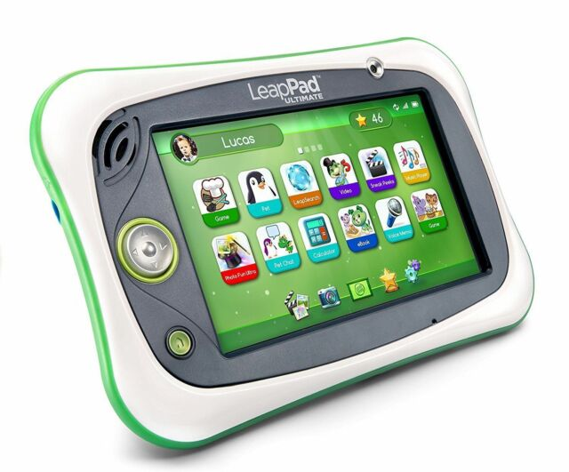 ™ 602000 LeapFrog LeapPad Ultimate Green