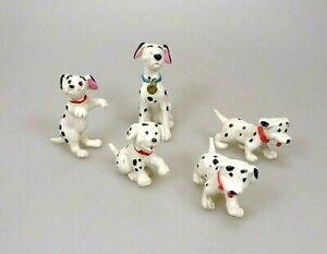 101-Dalmatiner-5-Figuren-Hunde-Disney-Bully