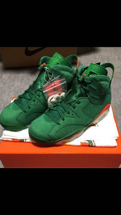Nike air jordan 6 gatorade aus japan (5410