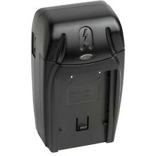 Watson Compact AC/DC Charger for LI-42B, LI-40B, NP-45, NP-45A or D-Li63 Battery