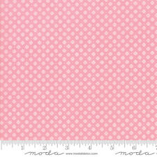 Pink /& Hot Pink Victorian Lacy Floral Curls Quilting Fabric by Yard  #120