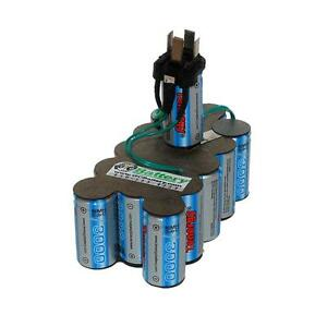 Image Is Loading Craftsman 19 2 Volt Battery Upgraded Replacement Internals