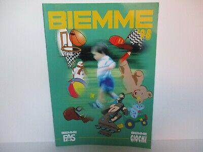 """Coraggioso Ricco Catalogo Giocattoli 84 Pagine """"biemme"""" Anno 1998 Senza Ritorno"""
