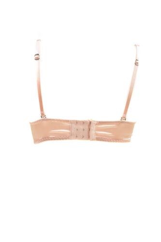 Size 36d £ elegante Rrp in Bcf88 230 avorio Uk Provocateur donna Ivory per raso Reggiseno pq8wZq