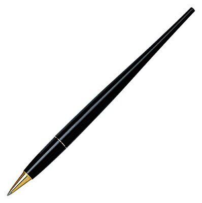 black platinum pen desk ballpoint pen 0.7mm DB-500S#1