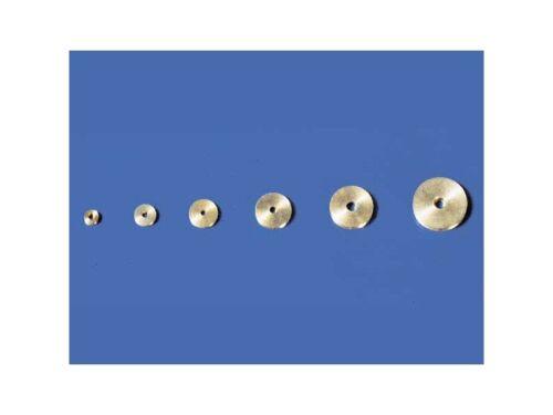 Krick ruolo in ottone 5 mm (2 pezzi) #63092
