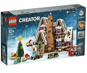 LEGO-CREATOR-EXPERT-10267-Lebkuchenhaus-NEU-OVP