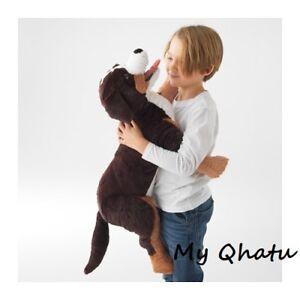 """IKEA HOPPIG Bernese Mountain Dog 24 3//4/"""" Kids Soft Toy Stuffed Large Sewn Eyes"""