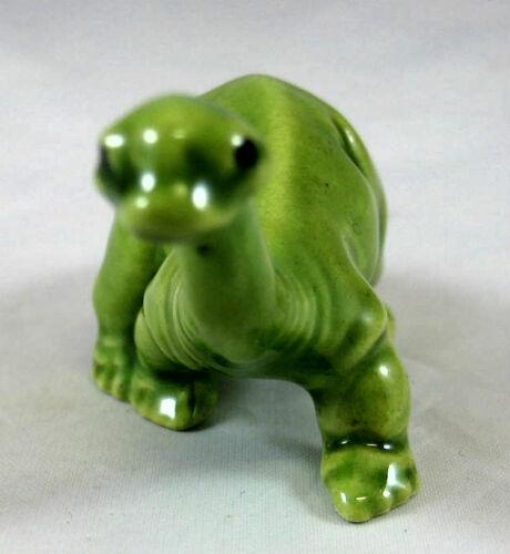 Hagen Renaker miniature made in America Diplodocus Dinasaur
