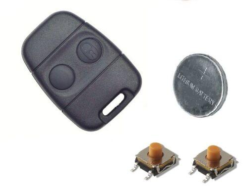 Kit De Reparación Para Rover 400 Land Rover Defender MG Lucas 2 Botón Remoto Clave Fob
