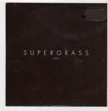 (EZ934) Supergrass, Fin - 2005 DJ CD