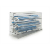 6-place Foley Catheter Organizer 7.5w X 21.5d X 13.5h 1 Ea