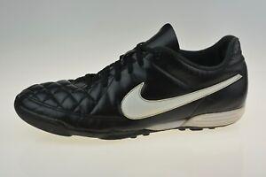 Nike-TIEMPO-RIO-II-TF-631289-010-Calcio-Scarpe-Da-Ginnastica-Uomo-Taglia-UK-11
