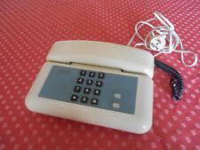 SIP Telefono Tavolo BIANCO con Tastiera numerica - Vintage Originale Collezione