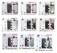 9 in 1 iPhone 7/7+/6/6+/6S/6S+/5/5S/5C Magnetic Screw Chart Mat Repair Pad Guide