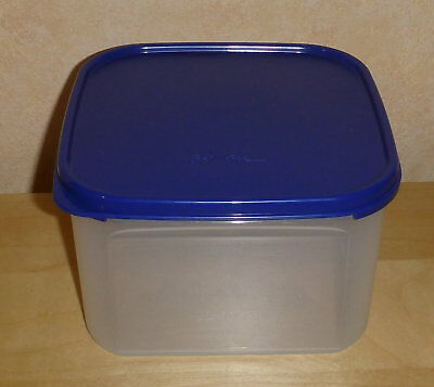 Deckel blau Tupperware Eidgenosse Kompaktus NEU 4 l quadratisch