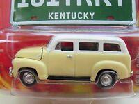 Johnny Lightning - Working Class - (1950) '50 Chevrolet Suburban - Diecast