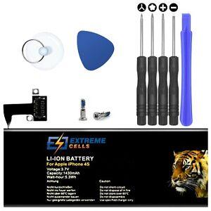 Extremecells-Akku-fuer-Apple-iPhone-4S-inkl-Werkzeug-Accu-Batterie-Battery