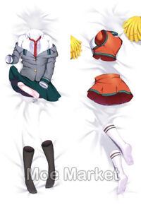 Boku no Hero Academia Toru Hagakure Dakimakura Hugging Body Pillow Cover A0264A