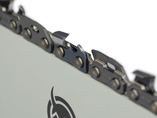 """2 Ketten passend für Partner P842 40cm 3//8/"""" 56TG 1,3mm Sägekette chain Schwert"""