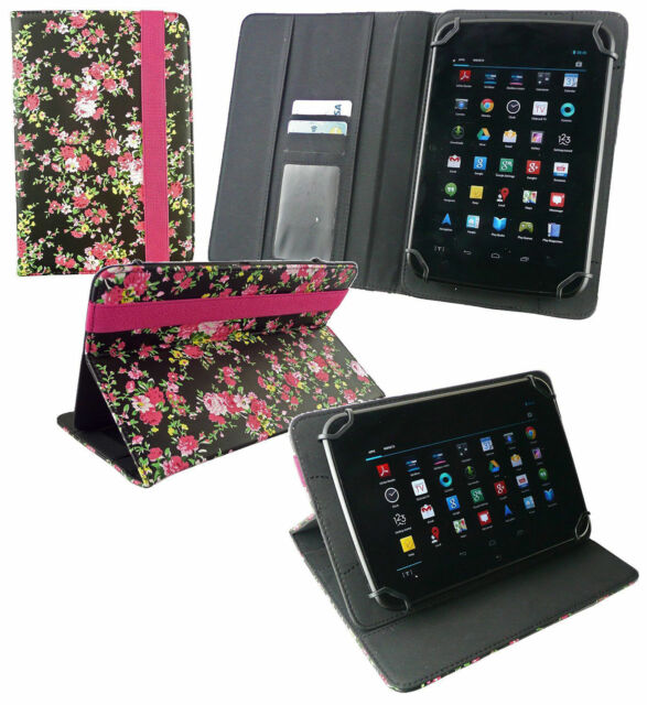 """Stylish PU Leather Wallet Case Cover fits Lenovo Tab S8 - 50 8"""" Inch Tablet"""