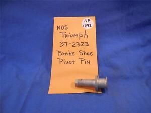 NOS-BSA-Brake-Shoe-Pivot-Pin-37-2323-68-6133-A65-B44-B25-TR25W-NP1593