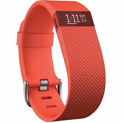 FITBIT Charge HR Large, Activity-Tracker