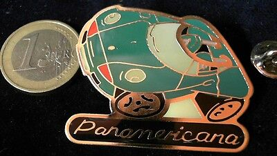 Porsche Pin Badge Anstecker Panamericana Sehr Gross