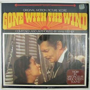 MUIR-MATHIESON-amp-LONDON-SINFONIA-Gone-With-Wind-LP-SOUNDTRACKS-NM-NM