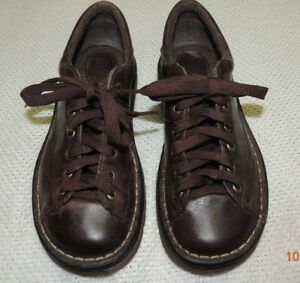 0f5639756d5e DOC MARTINS SHOES BROWN LEATHER 6 EYE LACE UP OXFORD US MEN S 7 ...