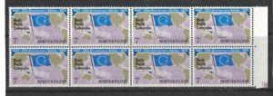 1972-Norfolk-Island-25th-Anniversary-SG-126-muh-block-8